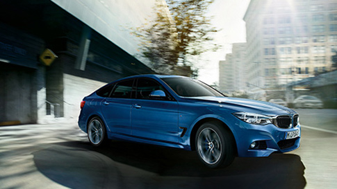 BMW 3 Series Gran Turismo sports car agility
